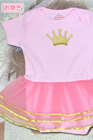 【ピンク×ピンク/サイズ:80】チュチュ リトルプリンセス【ララボイル・LaraBoyle】